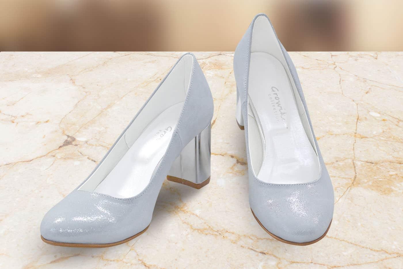 0473764afc620 Odwiedzamy najlepsze targi w Polsce i za granicą, aby projektować obuwie  według najnowszych trendów i metod. Dzięki temu Panna Młoda może poczuć się  ...
